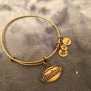 Steelers Alex and Ani Bracelet